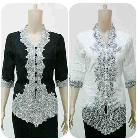Atasan Kebaya Mata Batu jual blouse kebaya atasan kebaya baju kebaya jual baju