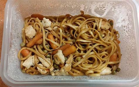 cuisine asiatique simple bol de nouilles ramen recette