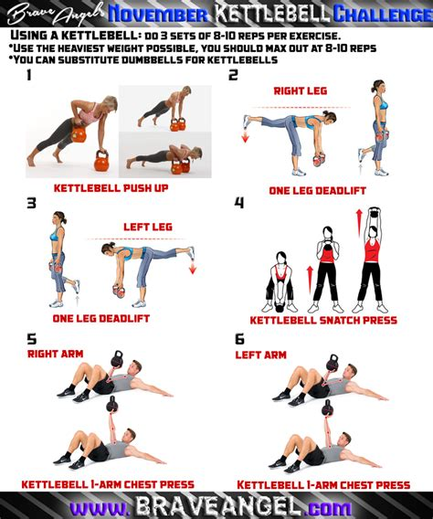 kettlebell workout swing swings cardio body let abs kettle core workouts loss challenge weight programs exercises flat ab program fat