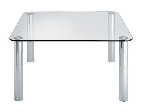 counter top table marcuso glass table hivemodern com