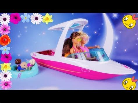 Barbie Dolphin Magic Ocean Boat by Barbie Dolphin Magic Ocean View Boat Let S Play With