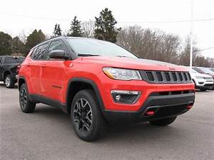 New 2019 Jeep Compass 4x4 Trail Hawk W   Navigation Sport