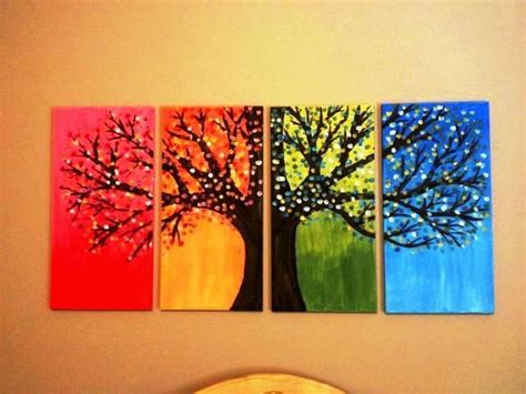 diy creative wall painting ideas