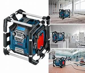 Bosch Professional Radio : radio chantier bosch gml20 0601429700 ~ Orissabook.com Haus und Dekorationen
