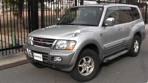 [Smile JV] Mitsubishi Pajero Super Exceed, 2001 - YouTube