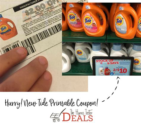 hurry new 2 tide printable tide as low as 1 00 the harris teeter deals