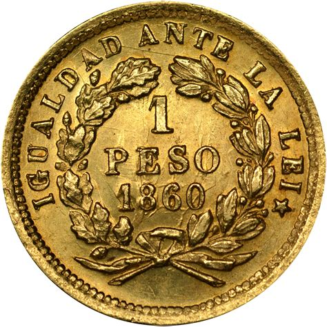 Chile Peso Km 133 Prices And Values Ngc