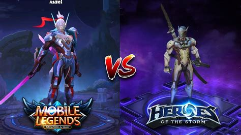 Mobile Legends Vs Heroes Of The Storm
