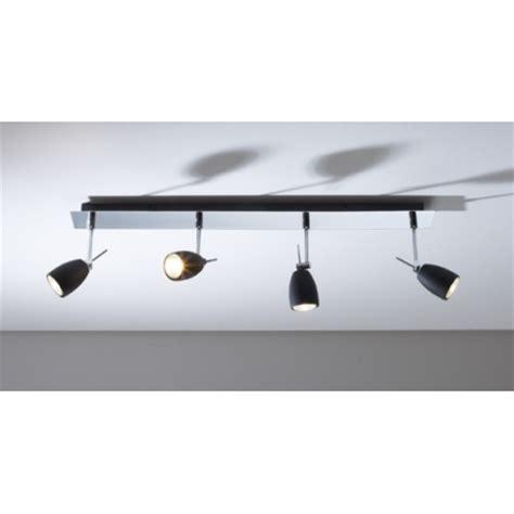 4 spotlight ceiling light dar dar emp0450 empire 4 light modern ceiling bar