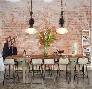 Steinoptik Wand Selber Machen : wanddeko selber machen gef lschte backsteinwand als rustikale deko ~ A.2002-acura-tl-radio.info Haus und Dekorationen
