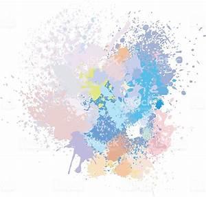 Tache De Couleur Peinture Fond Blanc : fond pastel de taches de peinture cliparts vectoriels et plus d 39 images de abstrait 509411264 ~ Melissatoandfro.com Idées de Décoration