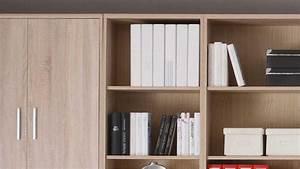 Bücherregal Sonoma Eiche : b cherregal office line in sonoma eiche dekor 52 cm breit ~ Indierocktalk.com Haus und Dekorationen