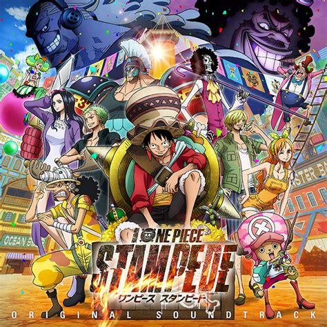 piece stampede original soundtrack kohei tanaka