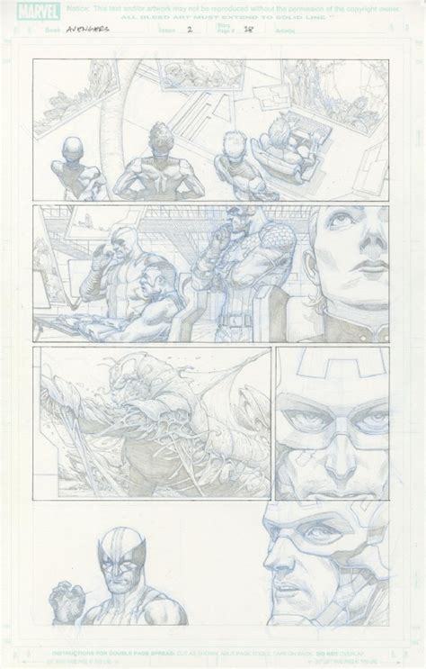 Opena, Jerome - Avengers # 2 Page 18, in Kwan Chang's ...
