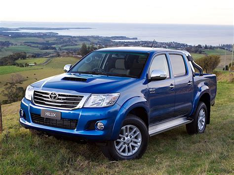 Toyota Hilux Picture by Toyota Hilux Excellence Car Hire