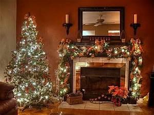 Chimeneas navideñas Decoración de Interiores y