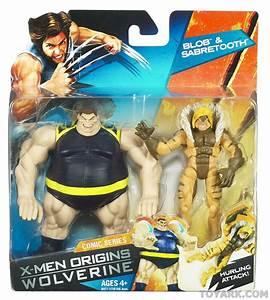 X Men Origins Wolverine Deluxe Comic Series The Toyark