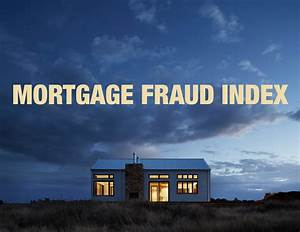 Mortgage Application Fraud Index Rises As Purchase Volume ...