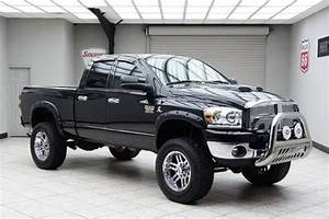 Find Used 2008 Dodge 2500 Diesel 4x4 Slt Lone Star Lifted Leather Texas Truck In Mansfield