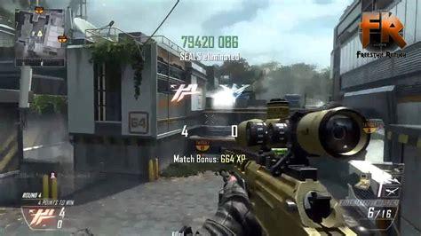 black ops  trickshot killcam episode  freestyle replay