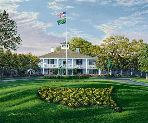 Linda Hartough Golf Landscapes