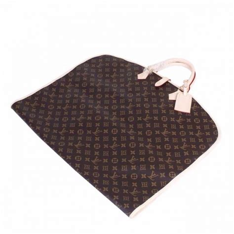 louis vuitton garment cover monogram canvas    ioffer designer replica