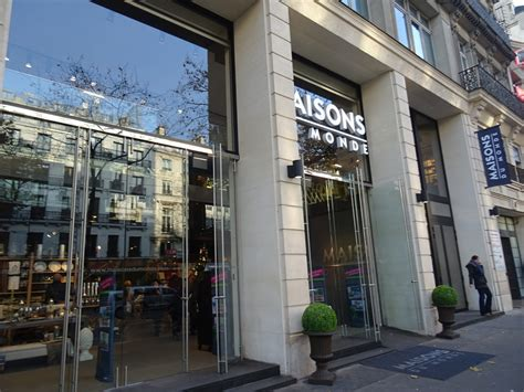 maisons du monde  ouvert son magasin xxl retail distribution  frank rosenthal