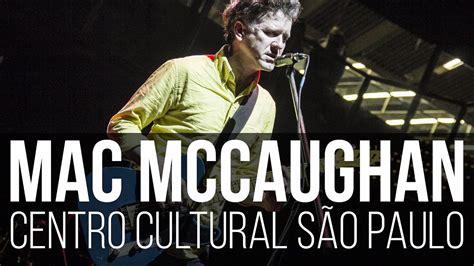 Mac McCaughan (Superchunk) - Digging for Something (Centro ...