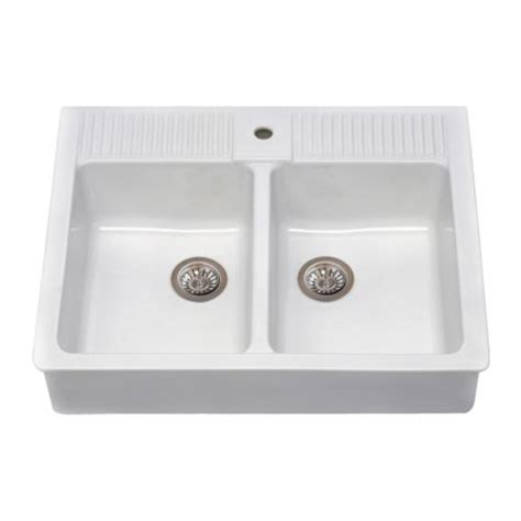 top mount farmhouse sink ikea domsj 214 bowl ikea