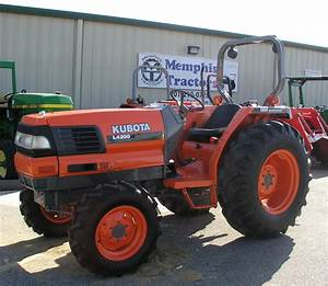 Kubota L4200 Tractor Service Manual Download