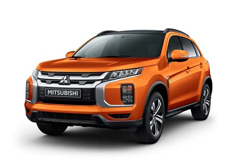 mitsubishi  major update   rvr  car magazine