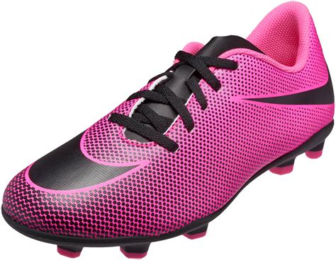Nike Kids Bravata Ii Fg Soccer Cleats
