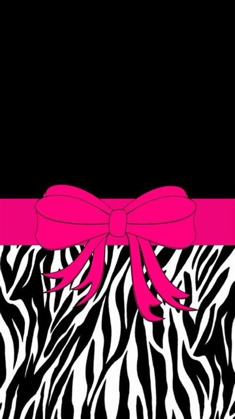 Pink And Black Animal Print Wallpaper - pink and black zebra print wallpaper clipart best