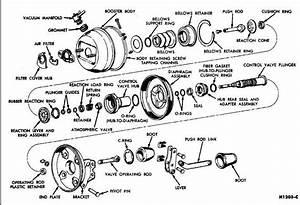 I Need A Brake Booster Exploded View  Pics  Diagrams Or
