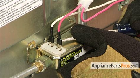 oven safety valve part    replace youtube