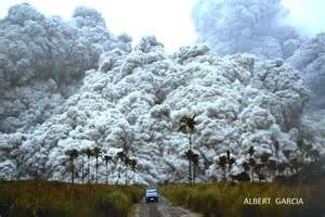 Image result for 1991 - Mount Pinatubo in the Philippines erupted.