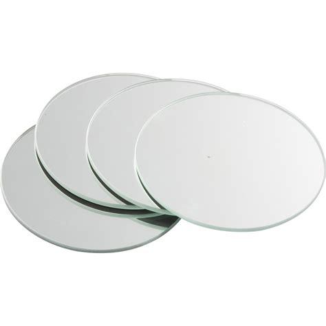 table haute cuisine avec rangement lot de 4 miroirs non lumineux adhésifs ronds l 10 x l 10