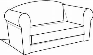 Sofa Clip Art – Cliparts