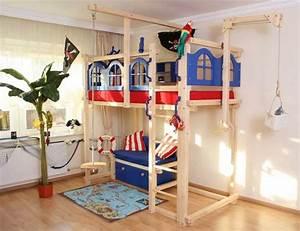 Kinderzimmer Für Zwei Jungs : das richtige hochbett f r kinder ~ Michelbontemps.com Haus und Dekorationen
