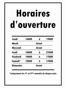 Horaire Ouverture Velizy 2 : horaires d 39 par pierre alexandre fichier pdf ~ Dailycaller-alerts.com Idées de Décoration
