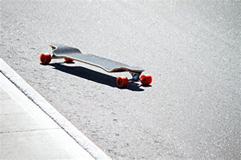 atom drop deck longboard orange 41 inch atom drop deck longboard 41 inch wowcoolstuff