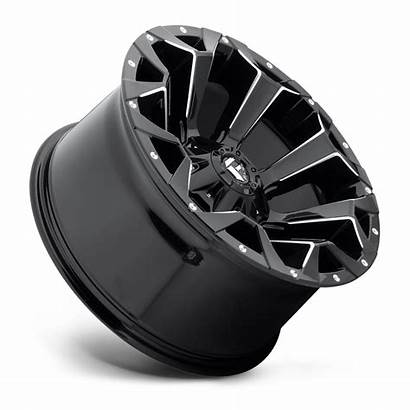 Fuel Assault D576 Wheels Piece Wheel 18x9