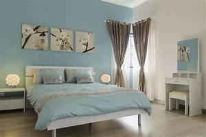 davausnet chambre bleu gris et beige avec des idees With chambre bleu et beige