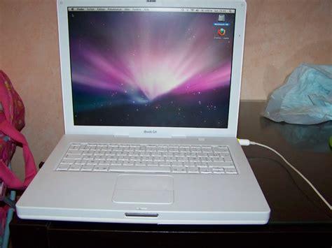 Apple Ibook G4 by Apple Ibook G4 10 5 8 Power Pc G4 1 33 Ghz Ram 1 25 Go