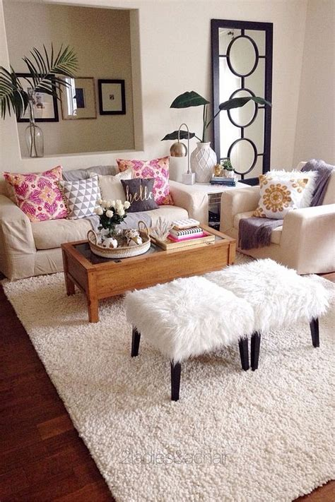 Cozy Living Room Ideas On A Budget by 85 Cozy Small Apartment Decorating Ideas On A Budget