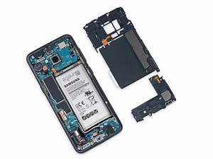 Galaxy S8 Teardown Confirms These Phones Are A Pain To