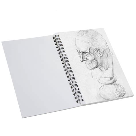 set   durable paper universal sketch pad sketching book