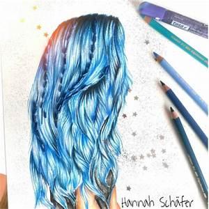 #Hairdraw su Instagram: disegni che ispirano acconciature