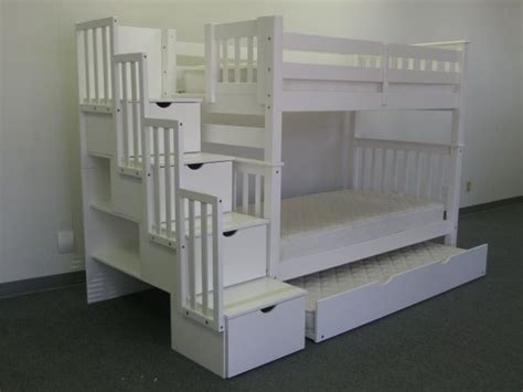 bunk bed plans with stairs building plans for stairway bunk beds woodworking
