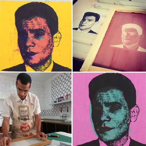 silkscreen pop art workshop whatsupbahrainnet